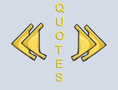 Click here for Quotations